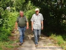 Dieter Wedel und Robert Renner