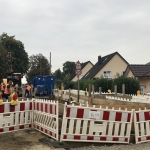 Sperrung der Mönchmühler Straße