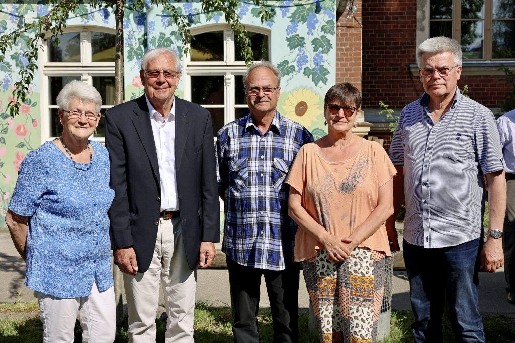 Vorstand Bürgerverein Dorf Rosenthal e.V.